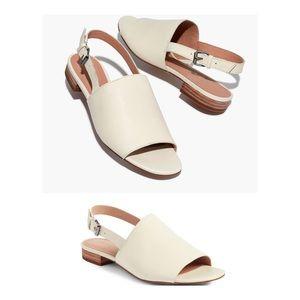 Madewell Noelle slingback sandal, sz9